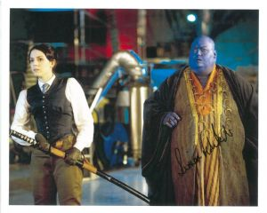 Simon Fisher Becker (Dr Who & Harry Potter) - Genuine Signed Autograph 8266